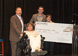 Check Presentation at the 2013 Gala